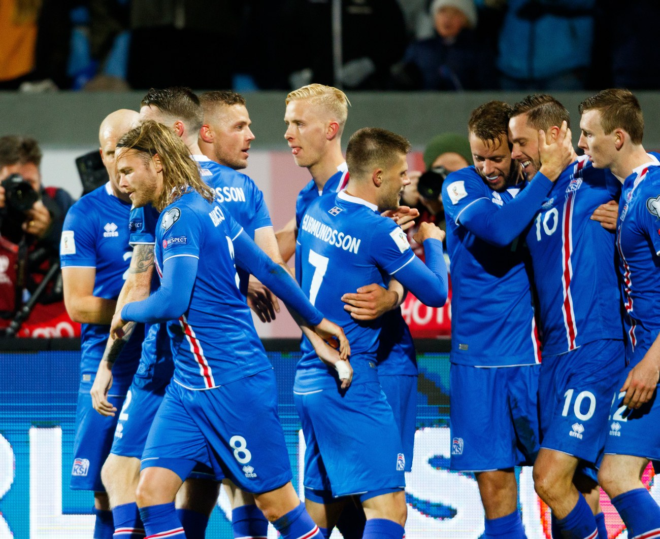 Mondial 2018 : qualification historique de l'Islande, la Serbie passe aussi
