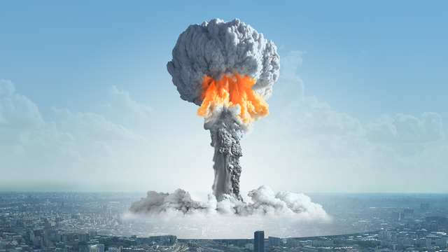 Bombe atomique. [Kremldepall  - Fotolia]
