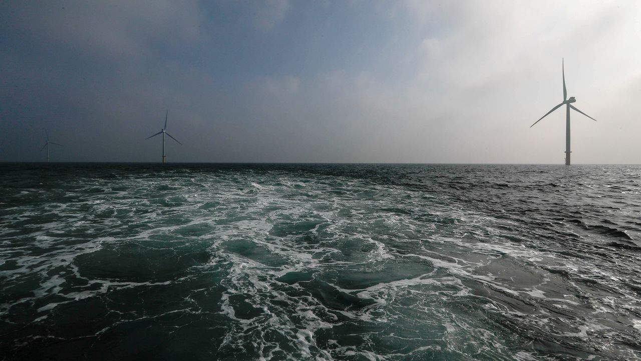 L'énergie éolienne offshore suffirait pour couvrir les besoins énergétique du monde entier. [Yves Herman - Reuters]