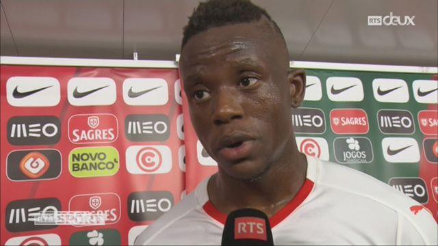 Qualifications, Portugal – Suisse (2-0): la première réaction de Denis Zakaria après la défaite [RTS]