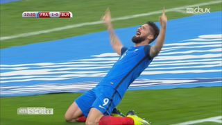 Qualifications, France – Belarus (2-1): la France qualifiée [RTS]