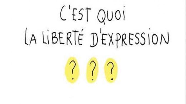 C'est quoi la liberté d'expression? Une vidéo de France Télévisions Education [education.francetv.fr - France Télévisions Education]