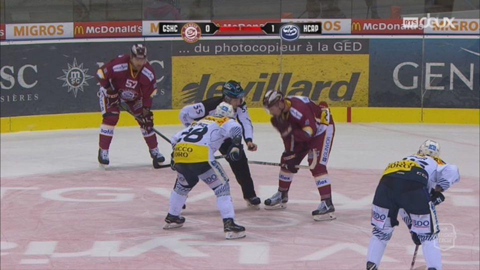 Spécial hockey / Sport dernière / 20:10 / le 12 octobre 2017
