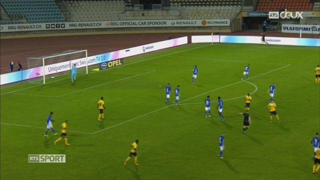 Football - Super League (11e j.): Lausanne – Young Boys (2-1) [RTS]