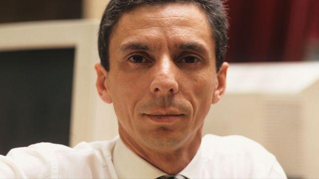 Jean-Yves Camus, journaliste et politologue spécialiste des extrêmes droites. [Jean-Pierre Couderc - AFP]