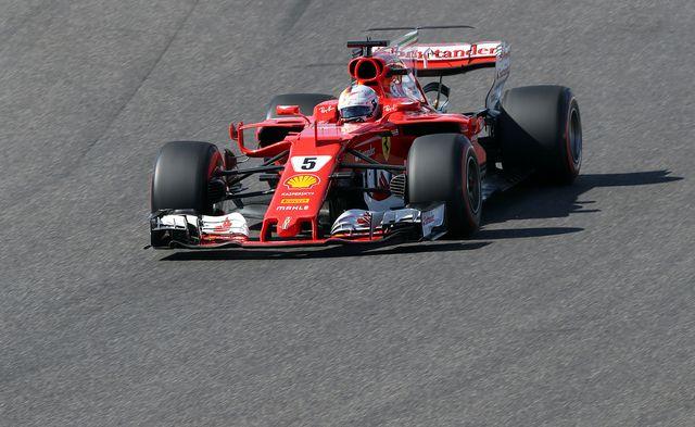 321375475 Grand Prix du Brésil-Formule 1 [Eugene Hoshiko - Keystone]