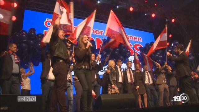 Autriche: vers une coalition conservateurs-nationalistes [RTS]