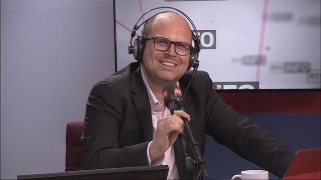 L'invité-e de Romain Clivaz (vidéo) - Philippe Morel, vice-président de Swisstransplant [RTS]