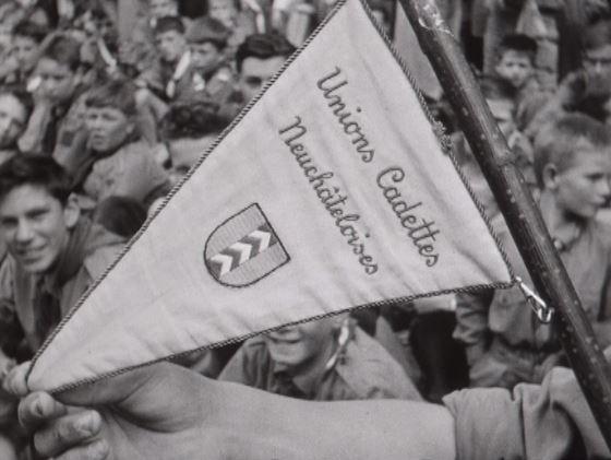 Fête cantonale des Unions cadettes