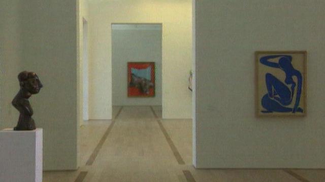 La Fondation Beyeler, 1997. [RTS]
