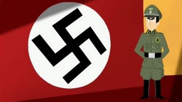 Le Professeur Gamberge explique ce qu'est l'antisémitisme. [France TV Education]