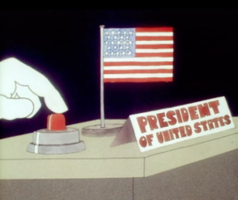 USA, superpuissance. [RTS]