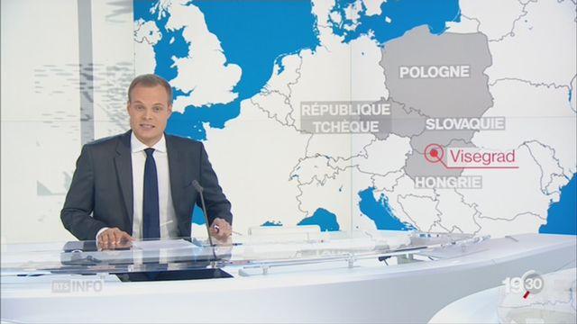 Populisme en Europe de l'Est: l'analyse de Marc Allgöwer [RTS]