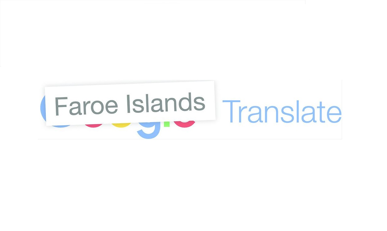 Le logo du site Faroe Islands Translate