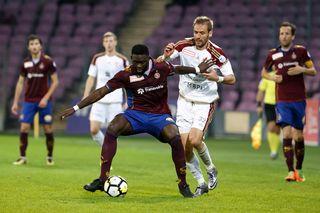 Le FC Servette est sur le chemin de la promotion en Super League. [Salvatore Di Nolfi - Keystone]