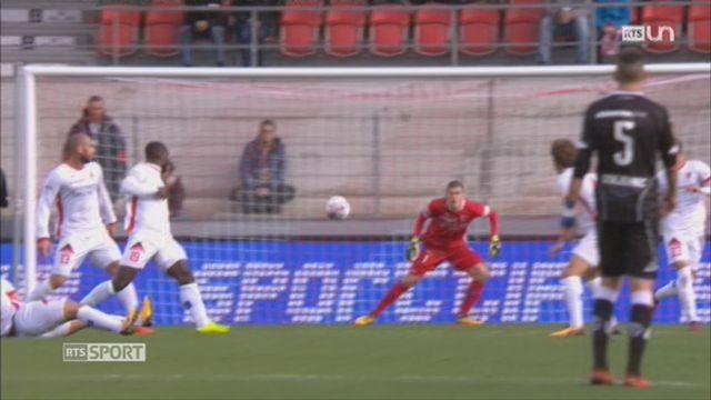 Football: Sion et Lugano n'arrivent pas à se départager [RTS]