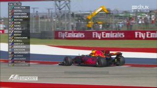 GP d'Austin (USA), course: Hamilton (GBR) s'impose devant Vettel (GER) 2e et Verstappen (NED) 3e [RTS]