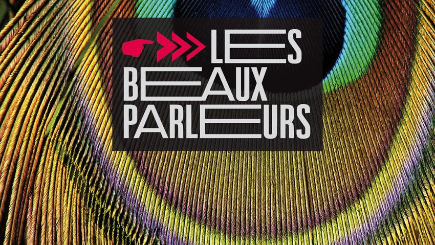 Logo de l'émission Les beaux parleurs. [RTS]
