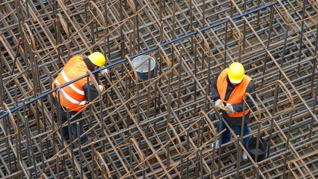 La clause de sauvegarde est activée à l'endroit des travailleurs roumains et bulgares. [Patrick Pleul)]