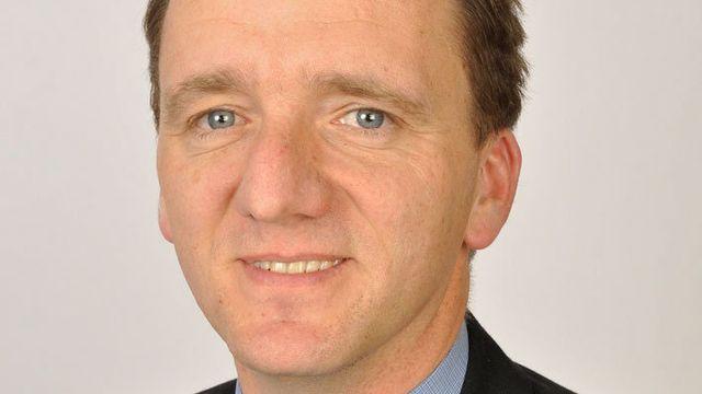 Romain Schaer, président de l'UDC Jura. [jura.ch]