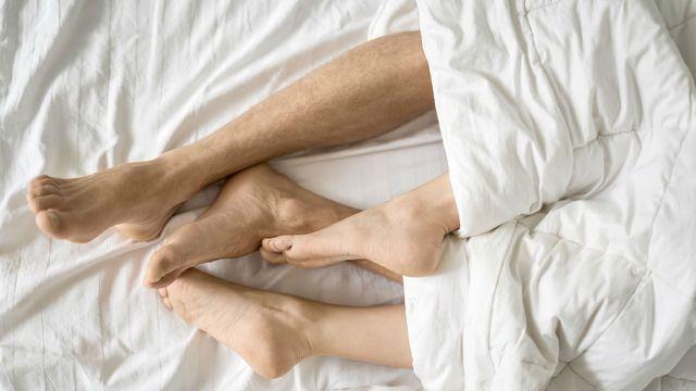Sexualité féminine et masculine [Andriy Bezuglov - © Fotolia]