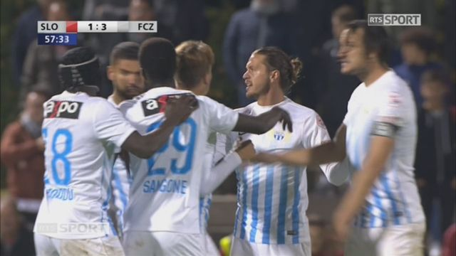 8e, Stade Lausanne - FC Zurich (1-3): 57e G. Palsson [RTS]