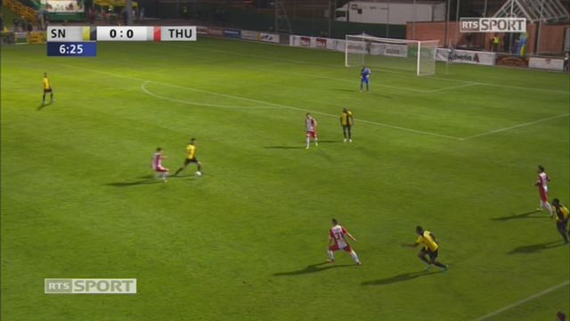 8e, Stade Nyonnais – FC Thoune (0-1): 7e, M. Tosetti [RTS]