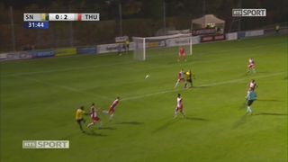 8e, Stade Nyonnais – FC Thoune (1-2): 32e, H. Yagan [RTS]