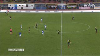 8e, Lausanne -Sport – Grasshopper (0-1): 66e, M. Djuricin [RTS]