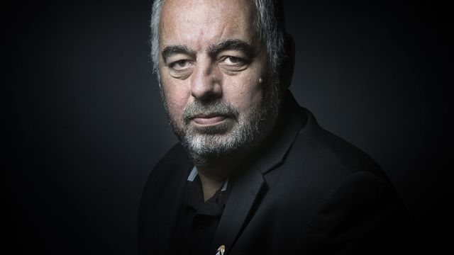 Philippe Jaenada. [Joël Saget - AFP]
