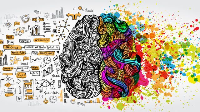 Le cerveau et l'art [lisaalisa_ill - Fotolia]