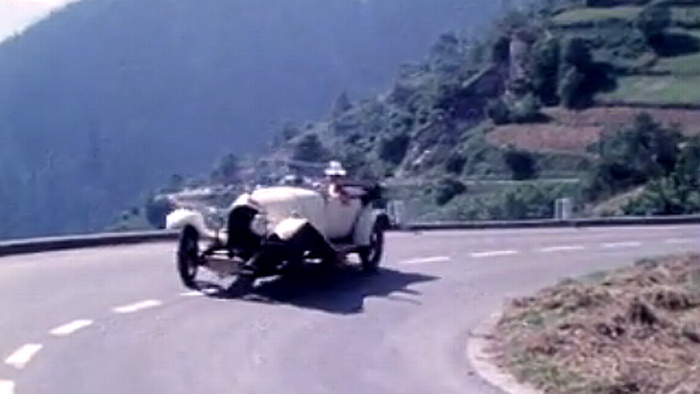 Rallye du Valais 1971 [RTS]