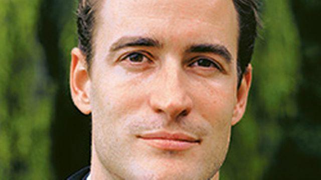 Jérôme Gygax, docteur en relations internationales de l'IHEID à Genève. [Fondation Pierre du Bois]