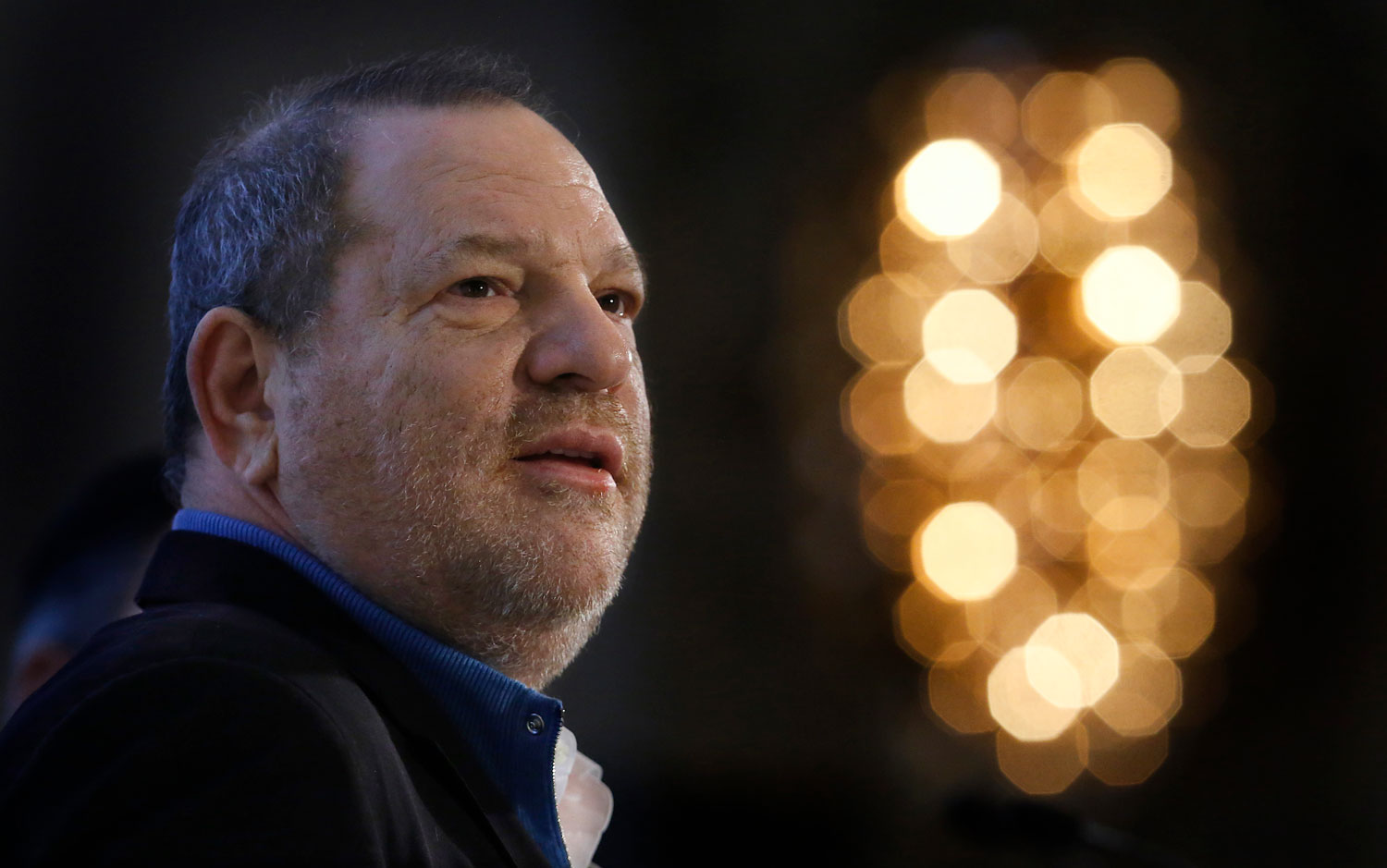 Harvey Weinstein (ici en décembre 2012 à New York).