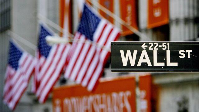 Wall Street à New York. [© Péter Mács - Fotolia]