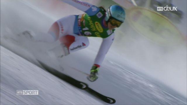 Ski-Géant dames de Sölden: l'Allemande Viktoria Rebensburg remporte la course [RTS]