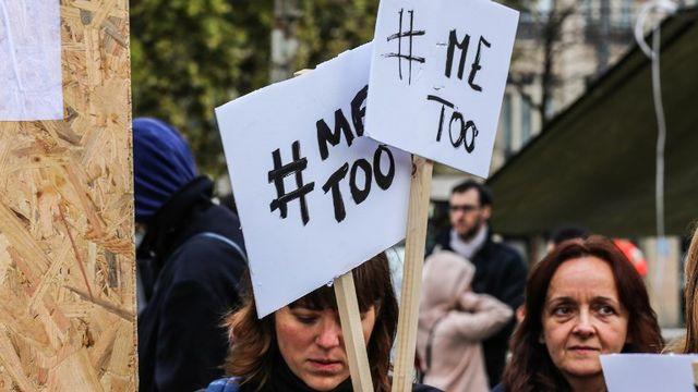 Des rassemblements ont eu lieu dans plusieurs villes, comme ici à Paris. [SADAK SOUICI - CITIZENSIDE]