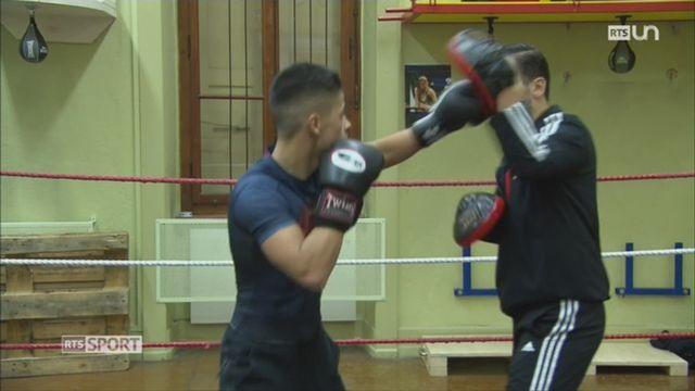 La boxe anglaise attire toujours plus de monde [RTS]