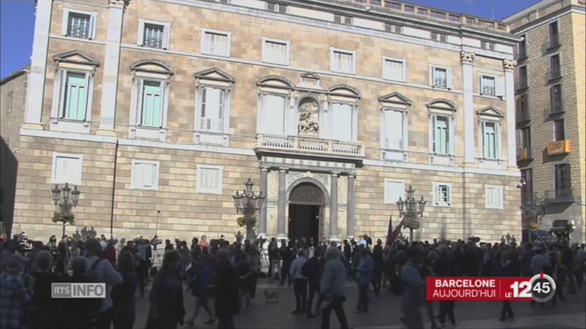 Depuis bruxelles carles puigdemont demande des garanties - Office du tourisme espagnol bruxelles ...