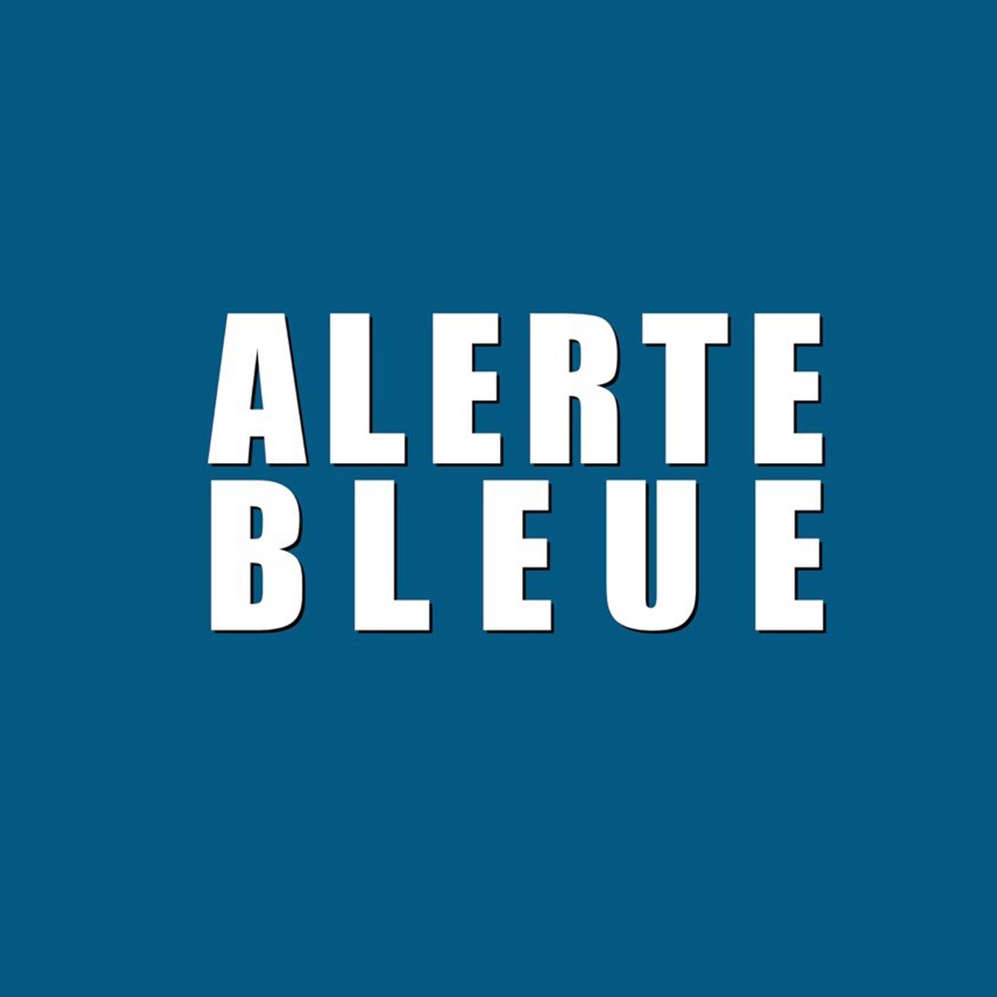 Logo Alerte Bleue Podcast