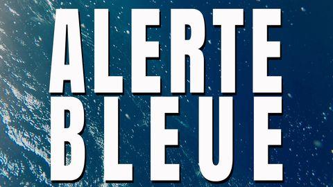 Alerte bleue