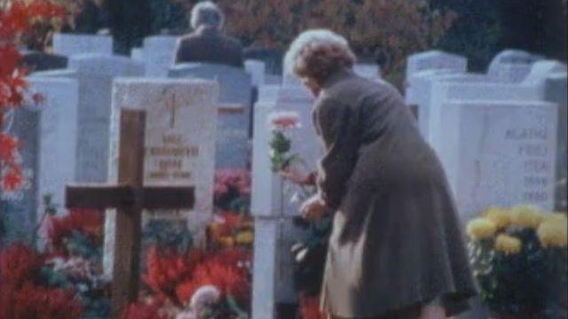 Face à la mort, des rituels pour affronter le deuil. [RTS]