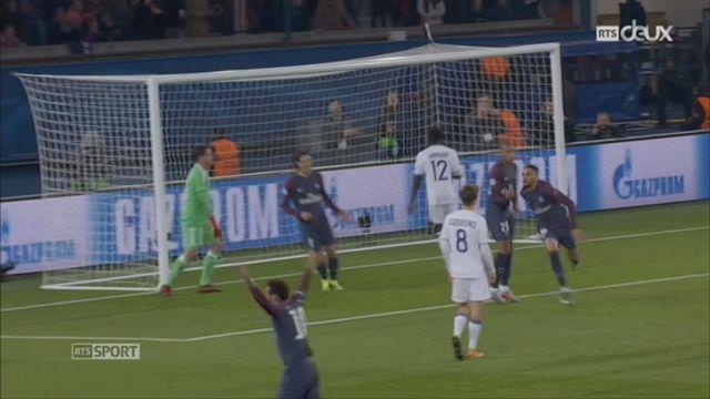 Ligue des Champions, Gr. B, Paris Saint-Germain - R.S.C. Anderlecht (5-0): le résumé du match [RTS]