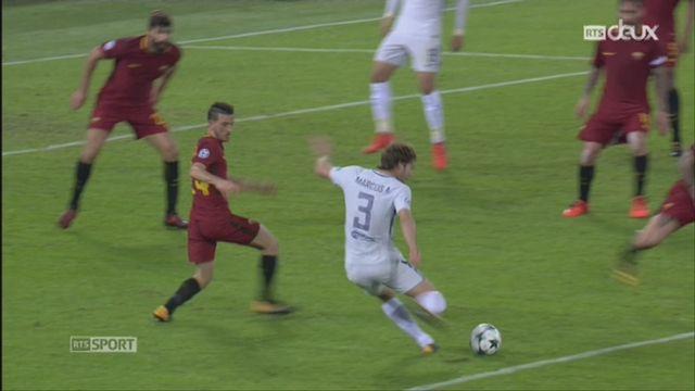 Ligue des Champions, Gr. C, AS Roma - Chelsea (3-0): le résumé du match [RTS]