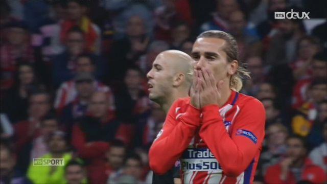 Ligue des Champions, Gr. C, Atletico Madrid- Qarabag FK (1-1): le résumé du match [RTS]