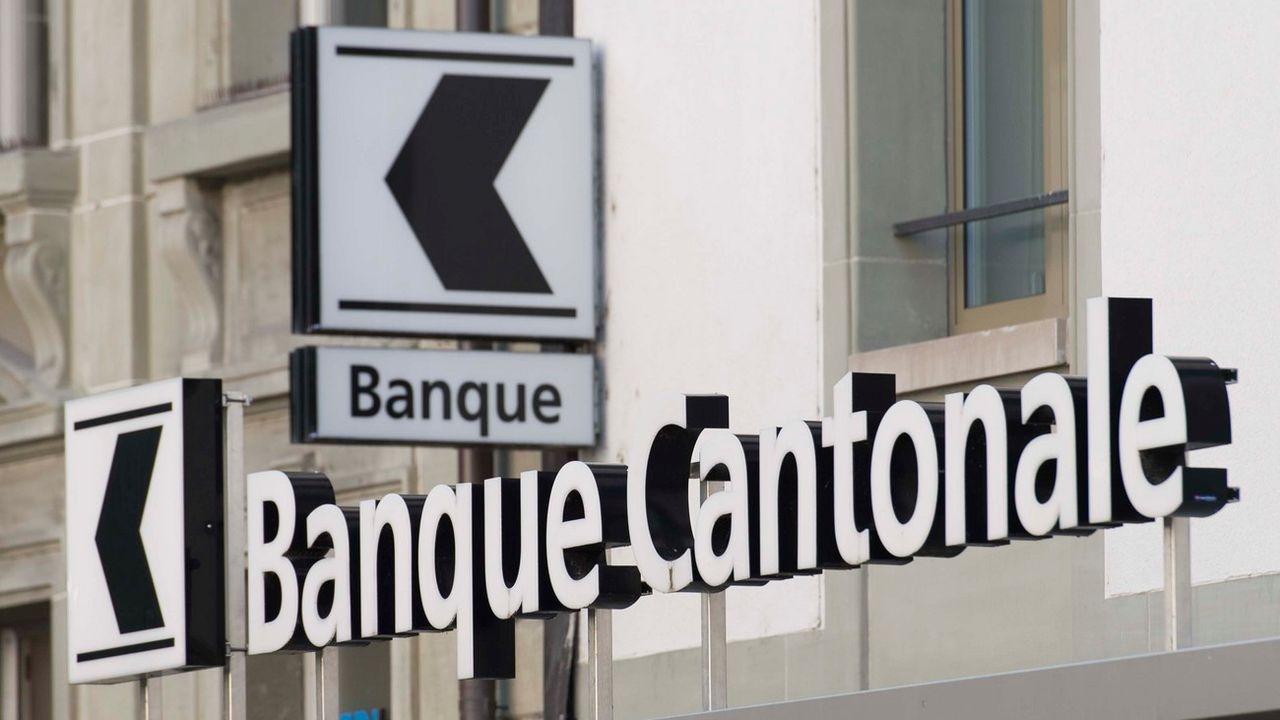 Banque cantonale de Fribourg. [Thomas Delley - Keystone]