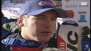 Bode Miller en 2004 à Val d'Isère [RTS]