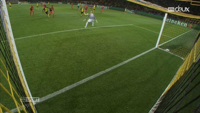 Ligue des Champions, Gr.H, Dortmund – APOEL Nicosie (1-1): le résumé du match [RTS]