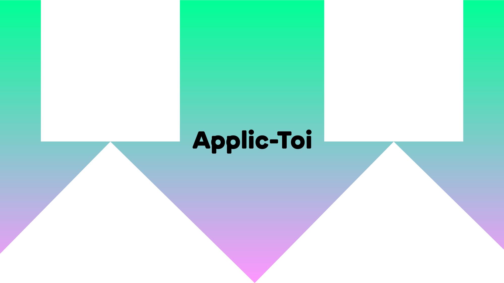 Logo Applic-toi [RTS]
