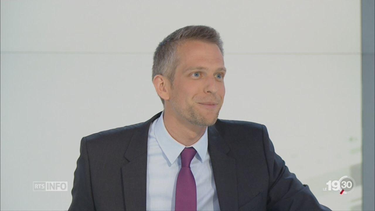 Délocalisation en Chine de l'entreprise Meyer Burger: les explications de Gaspard Kühn [RTS]